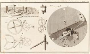 Berthoud Marine clock No.8