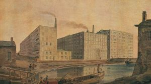 McConnel_&_Company_mills,_about_1820