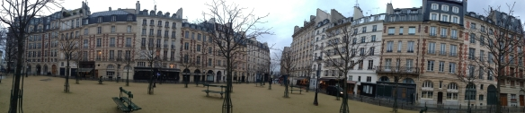 Place Dauphine today (December 2013)