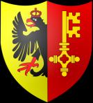 496px-Blason-CH-Canton-Genève