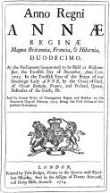 Longitude Act 1714